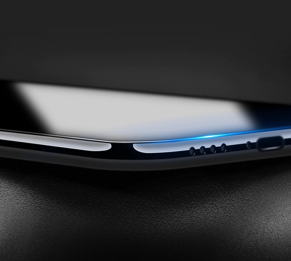 Luxury Protective 6D Glass for iPhone