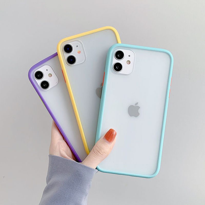 Matte Silicone Phone Case