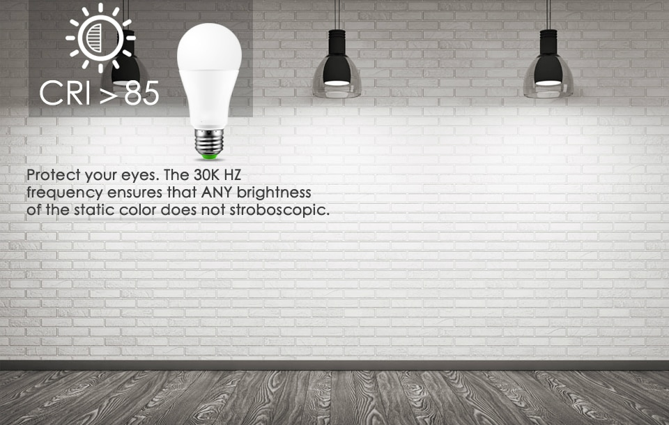 Wireless Smart RGB Light Bulb