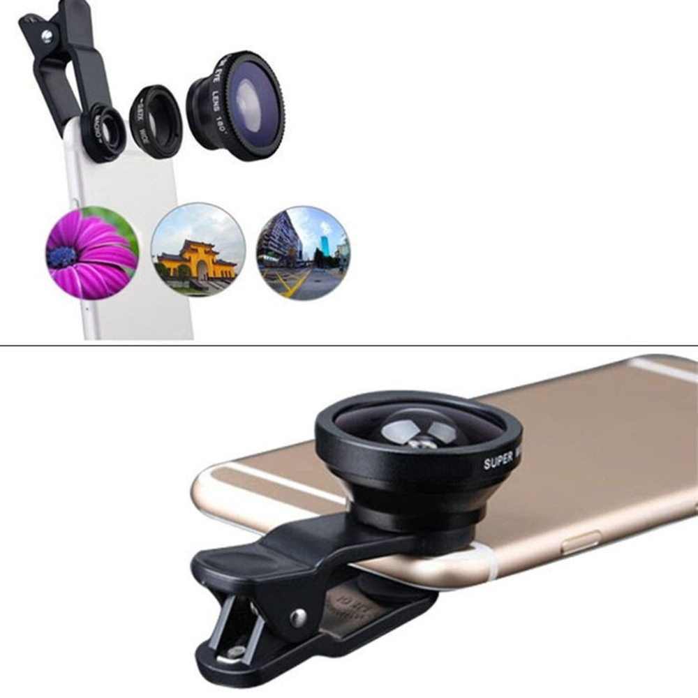 3 in 1 Phone Lenses Kit